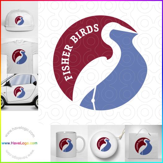 鳥logo設計 - ID:52746