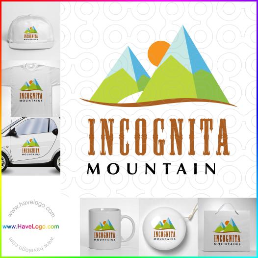 山logo設計 - ID:149
