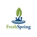 Fresh Spring  logo