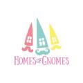 Homes Of Gnomes  logo