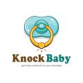 Knock Baby  logo
