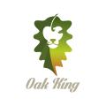 橡樹王Logo
