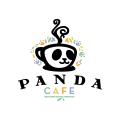 熊貓館Logo