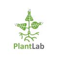 植物實驗室Logo