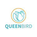 Queen Bird  logo