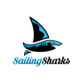 Sailing Sharks  logo