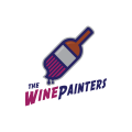 The Wine Painters  logo