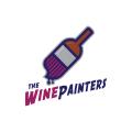 酒的畫家Logo
