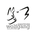 狼Logo