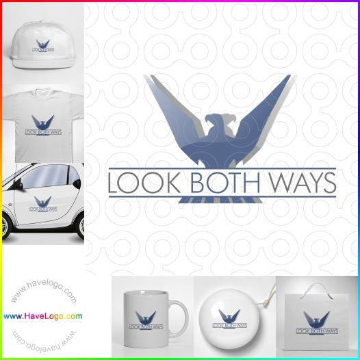 bird logo - ID:17806