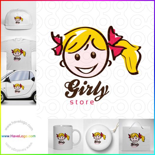 塑身衣店logo設計 - ID:35213