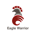 eagle warrior  logo