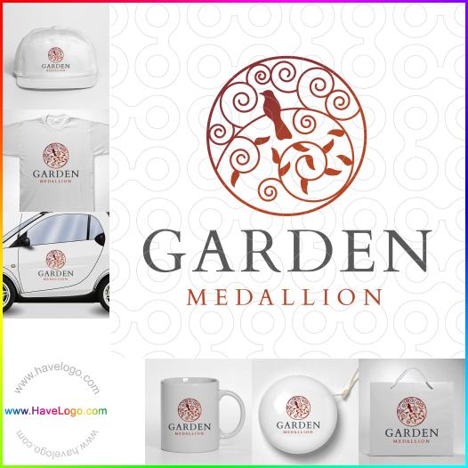 gardening logo - ID:58158