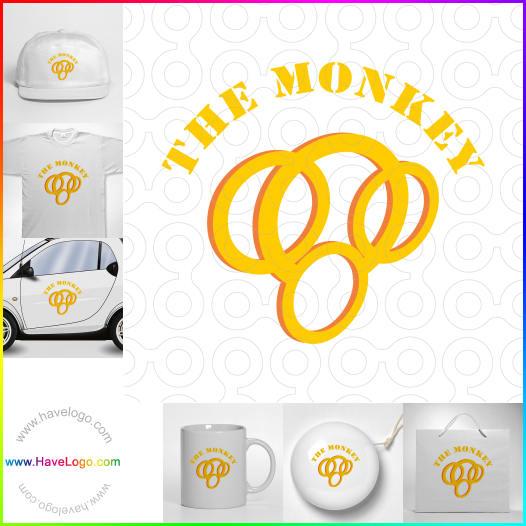 monkey logo - ID:52879