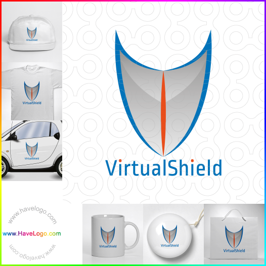 shield logo - ID:35149