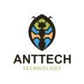 螞蟻技術Logo