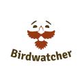 觀鳥者Logo