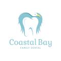 海灣家庭牙科Logo