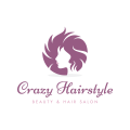 Crazy Hairstyle  logo