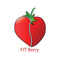 Fit Berry  logo