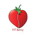 配合漿果Logo