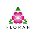 Florah  logo