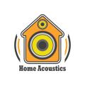 Home Acoustics  logo