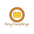 King Dumplings  logo