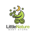Little Nature Baby Store  logo