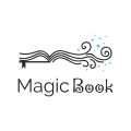 Magic Book  logo