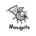 蚊子Logo