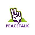 peacetalkLogo