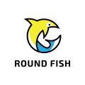 圓魚Logo