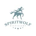 Spirit Wolf  logo