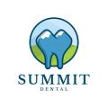 峰會的牙科Logo