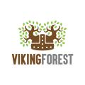 維京森林Logo