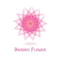 花卉 Logo