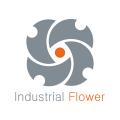 花Logo
