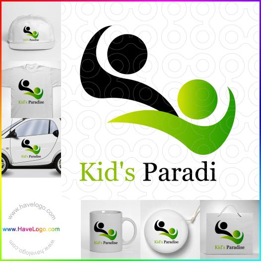 孩子logo設計 - ID:53043
