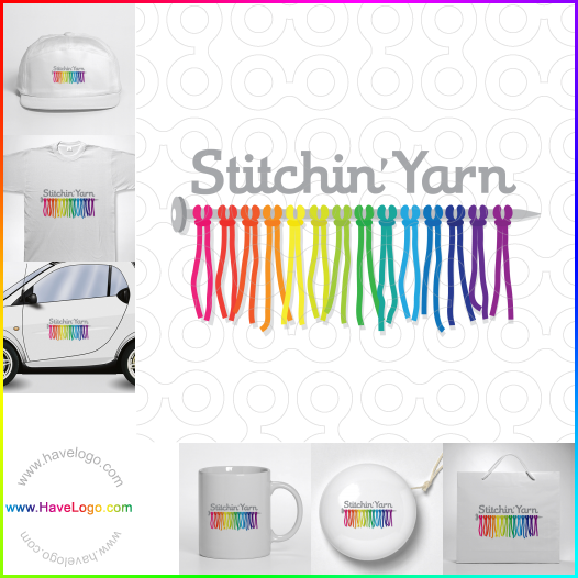 stitch logo - ID:13458