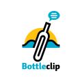 瓶夾Logo