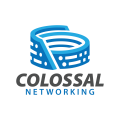 Colossal Networking  logo