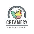 牛奶Logo