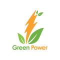 綠色電力Logo