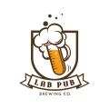 Lab Pub  logo