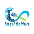 海浪Logo