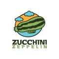 西葫蘆的飛艇Logo