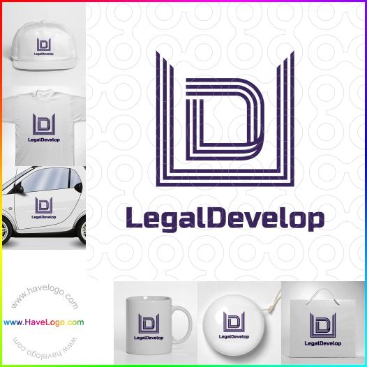 法律logo - ID:30187