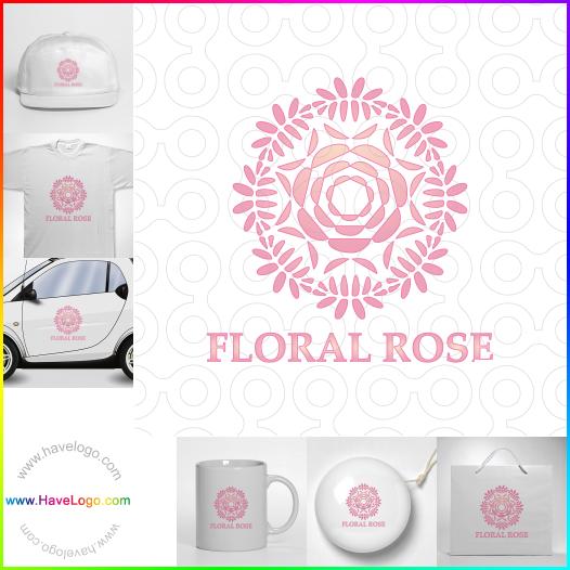 開花logo設計 - ID:17535