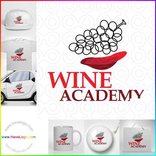 grape logo - ID:370